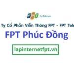 Lắp mạng FPT phường Phúc Đồng quận Long Biên thành phố Hà Nội