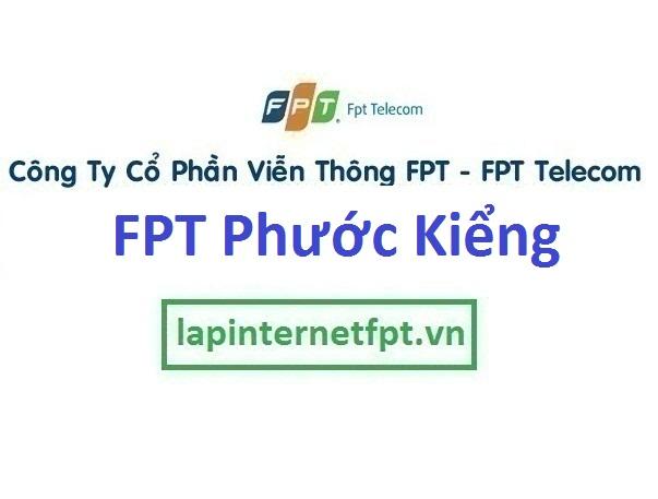 Lắp đặt internet FPT xã Phước Kiểng huyện Nhà Bè TPHCM