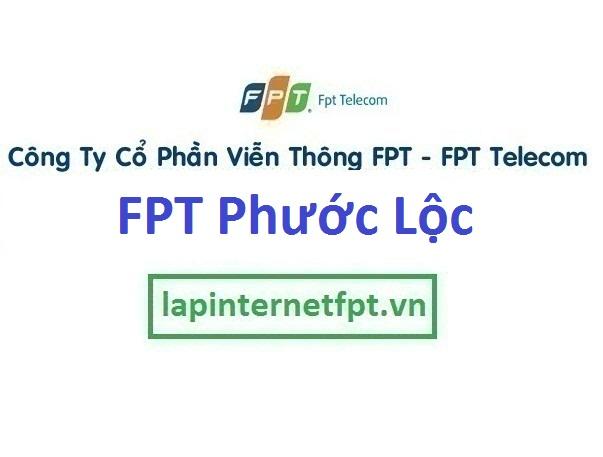 Lắp mạng FPT xã Phước Lộc huyện Nhà Bè TPHCM