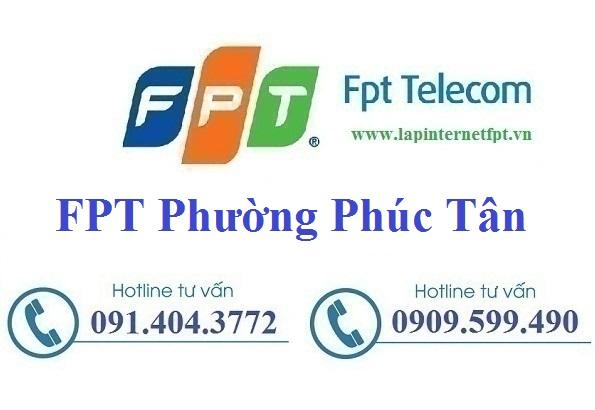 Đăng ký cáp quang FPT phường Phúc Tân