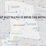 Lắp đặt mạng Fpt phường Bình Trị Đông A B, Bình Tân