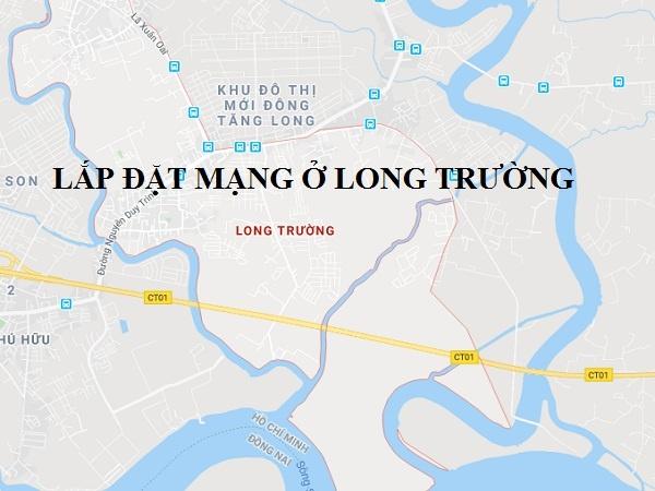 Lắp đặt mạng Fpt phường Long Trường