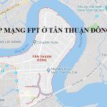 Lắp Đặt Mạng FPT Phường Tân Thuận Đông, Q7