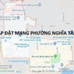 Lắp đặt mạng FPT phường Nghĩa Tân