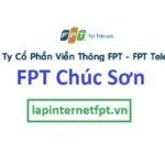 Lắp mạng FPT thị trấn Chúc Sơn tại Chương Mỹ, Hà Nội