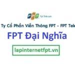 Lắp Đặt Mạng FPT ở thị trấn Đại Nghĩa