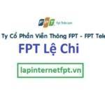 Lắp đặt mạng FPT xã Lệ Chi huyện Gia Lâm thành phố Hà Nội