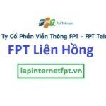 Lắp mạng FPT xã Liên Hồng huyện Đan Phượng Hà Nội