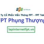 Lắp mạng FPT xã Phụng Thượng