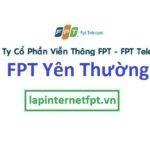 Lắp Mạng FPT ở Xã Yên Thường