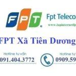 Lắp đặt mạng FPT xã Tiên Dương huyện Đông Anh Hà Nội