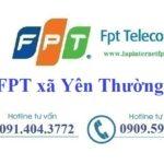 Lắp Mạng FPT ở Xã Yên Thường tại Gia Lâm, Hà Nội