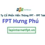 Lắp Đặt Mạng FPT phường Hưng Phú quận Cái Răng Cần Thơ