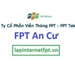 Lắp Đặt Mạng FPT phường An Cư quận Ninh Kiều Cần Thơ