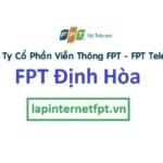 Lắp Đặt Mạng FPT phường Định Hòa tại Thủ Dầu Một Bình Dương