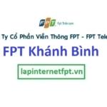 Lắp đặt mạng FPT ở phường Khánh Bình