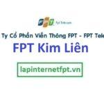 Lắp mạng FPT phường Kim Liên, quận Đống Đa