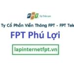 Lắp Đặt Mạng FPT phường Phú Lợi tại Thủ Dầu Một Bình Dương