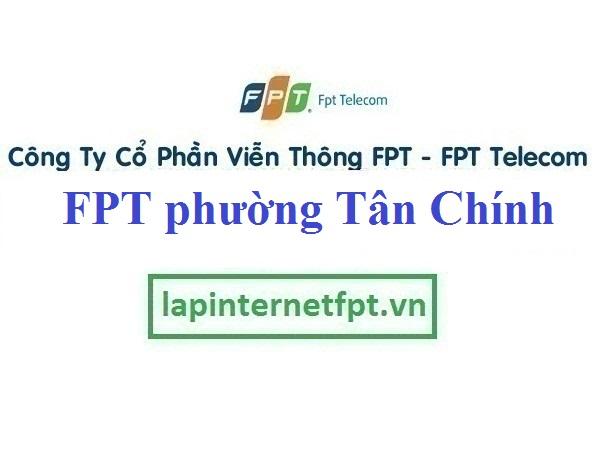 Lắp internet FPT phường Tân Chính quận Thanh Khê Đà Nẵng