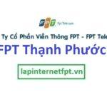 Lắp Đặt Mạng FPT phường Thạnh Phước thị xã Tân Uyên Bình Dương