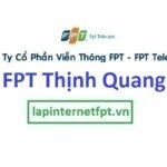 Đăng ký mạng wifi Fpt Phường Thịnh Quang, Quận Đống Đa