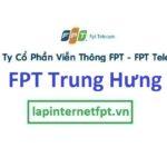 Lắp mạng FPT ở phường Trung Hưng