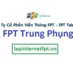 Lắp đặt internet Fpt phường Trung Phụng, quận Đống Đa