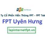Lắp Đặt Mạng FPT phường Uyên Hưng thị xã Tân Uyên Bình Dương