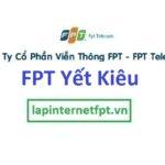 Lắp đặt mạng FPT phường Yết Kiêu quận Hà Đông Hà Nội