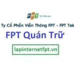 Lắp đặt mạng FPT phường Quán Trữ quận Kiến An Hải Phòng