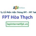 Lắp đặt mạng FPT xã Hòa Thạch