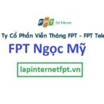 Lắp đặt mạng FPT ở xã Ngọc Mỹ