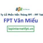 Lắp đặt mạng FPT phường Văn Miếu, quận Đống Đa