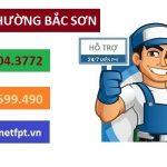 Lắp Đặt Mạng FPT phường Bắc Sơn