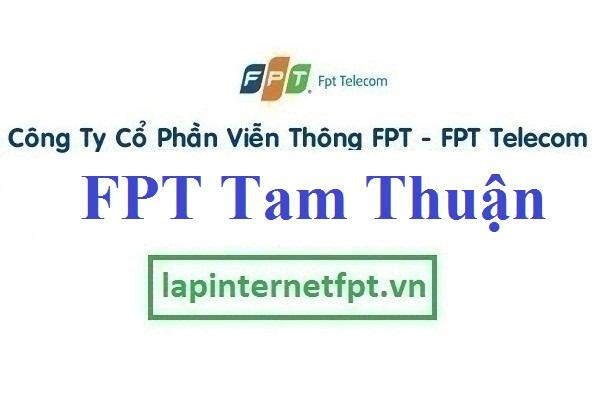 Lắp mạng FPT phường Tam Thuận quận Thanh Khê Đà Nẵng