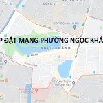 Lắp Đặt Mạng Fpt phường Ngọc Khánh, quận Ba Đình