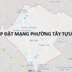 Lắp mạng FPT phường Tây Tựu, quận Bắc Từ Liêm