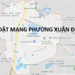 Lắp đặt mạng FPT phường Xuân Đỉnh với băng thông lớn