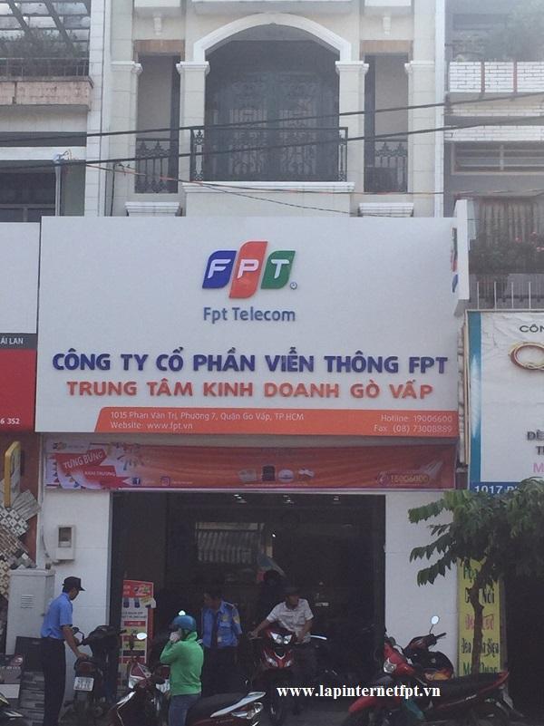 Văn Phòng FPT Quận Gò Vấp