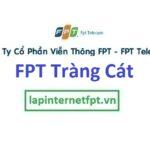 Lắp đặt internet FPT phường Tràng Cát quận Hải An Hải Phòng