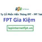Lắp mạng fpt xã Gia Kiệm tại Thống Nhất, Đồng Nai