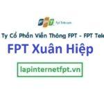 Lắp mạng FPT xã Xuân Hiệp huyện Xuân Lộc Đồng Nai