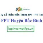 Lắp Đặt Mạng FPT Huyện Bắc Bình Tỉnh Bình Thuận