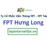 Lắp Đặt Mạng FPT Xã Hưng Long Huyện Bình Chánh TPHCM