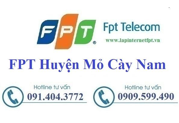 Đăng ký cáp quang FPT Huyện Mỏ Cày Nam