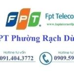 Lắp Đặt Mạng FPT Phường Rạch Dừa Thành Phố Vũng Tàu
