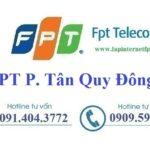 Lắp Đặt Internet FPT Phường Tân Quy Đông Ở Sa Đéc