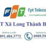 Lắp Đặt Mạng FPT phường Long Thành Bắc Ở Hòa Thành Tây Ninh