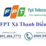 Lắp Đặt Mạng FPT Xã Thanh Điền Ở Châu Thành Tây Ninh