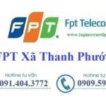 Lắp Đặt Mạng FPT Xã Thanh Phước Huyện Gò Dầu Tây Ninh